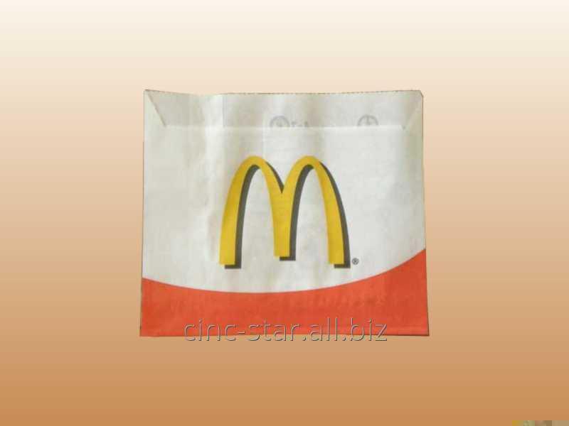 cumpără Pungi de hârtie pentru produse alimentare
