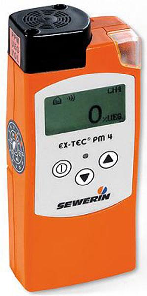 Buy Gas analyzer EX-TEC PM 4