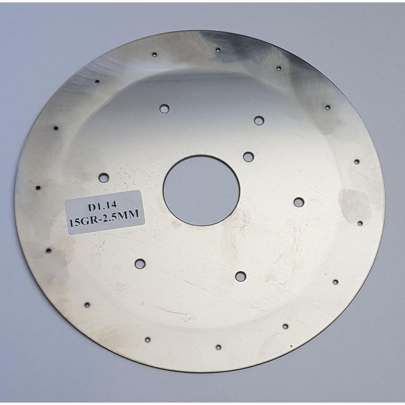 Диск сеялки Monosem 15 дырок 2.5mm