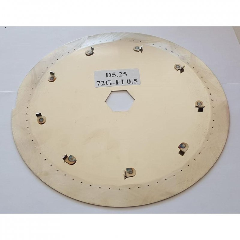 Buy Disc sowing 22230194 72 Holes 0.5mm Rapita