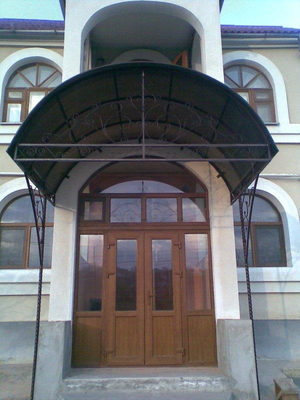Купить Двери входные металлические на заказ в Молдове