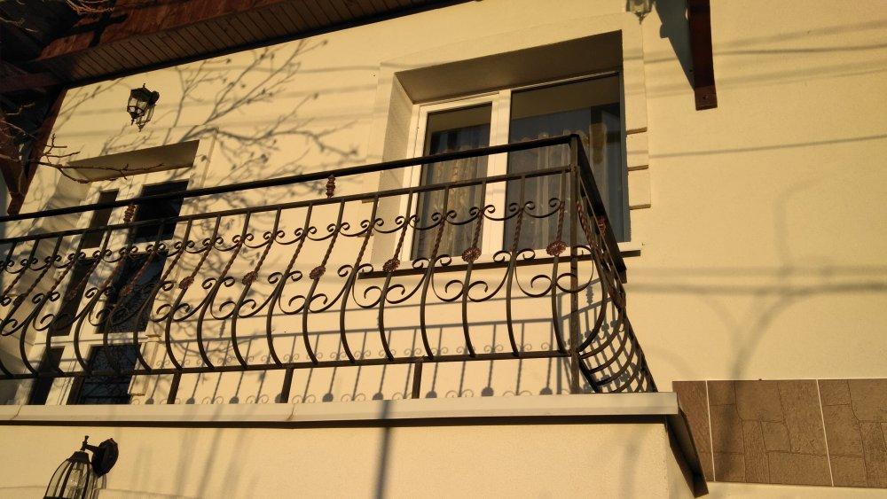 Перила для балконов в Молдове