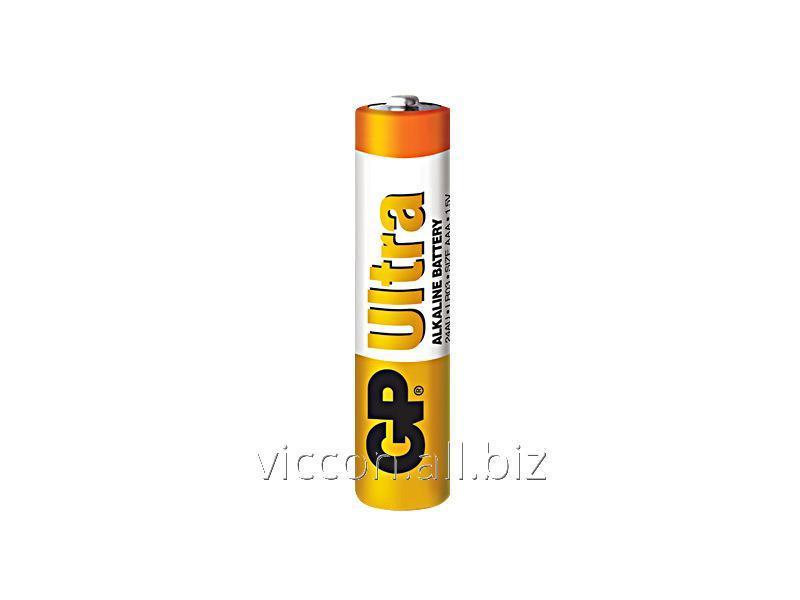 "Купить GP Ultra Alkaline GP,24AU U5,""LR03, AAA"""