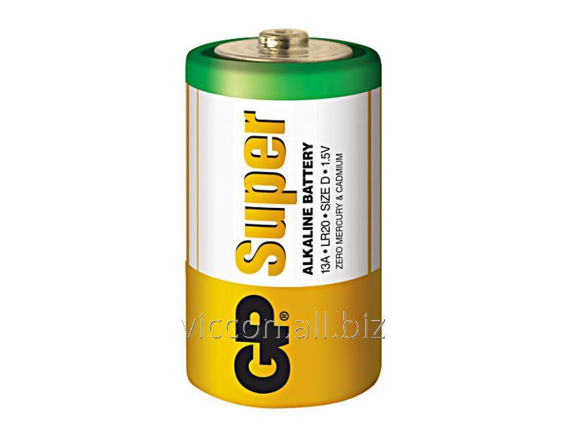 Купить Батарейки GP Super Alkaline 13A-S2