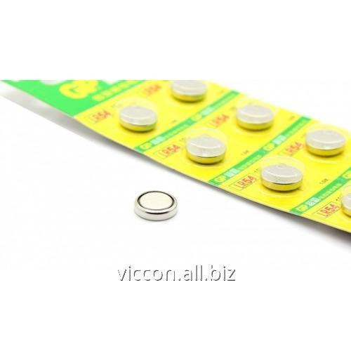Купить Батарейки Alcaline 189 C-U10 GP, LR54, D189A, G10