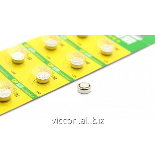 Купить Батарейки алкалиновые Alcaline GP192 C-U10, LR41, G3
