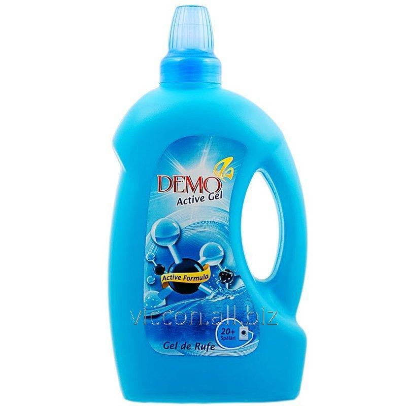ГЕЛЬ ДЛЯ СТИРКИ DEMO ACTIVE GEL 2 ЛИТРА