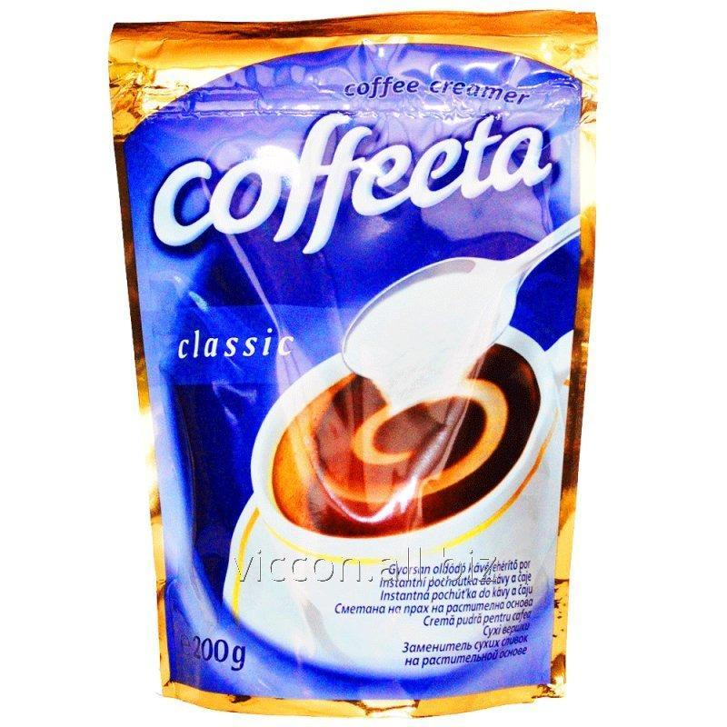 Купить Крем-пудра для кофе COFFEETA Classic, 200 гр.