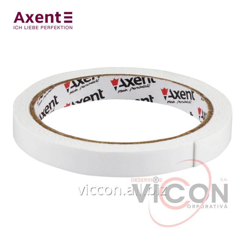 Купить Лента клейкая двусторонняя Axent 3110-A 12 мм х 2 м, вспененная