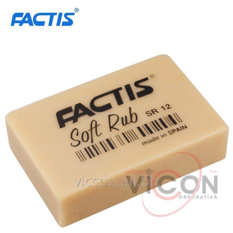 Купить Ластик FACTIS Soft Rub SR12, / 5,4 x 3,5 cm