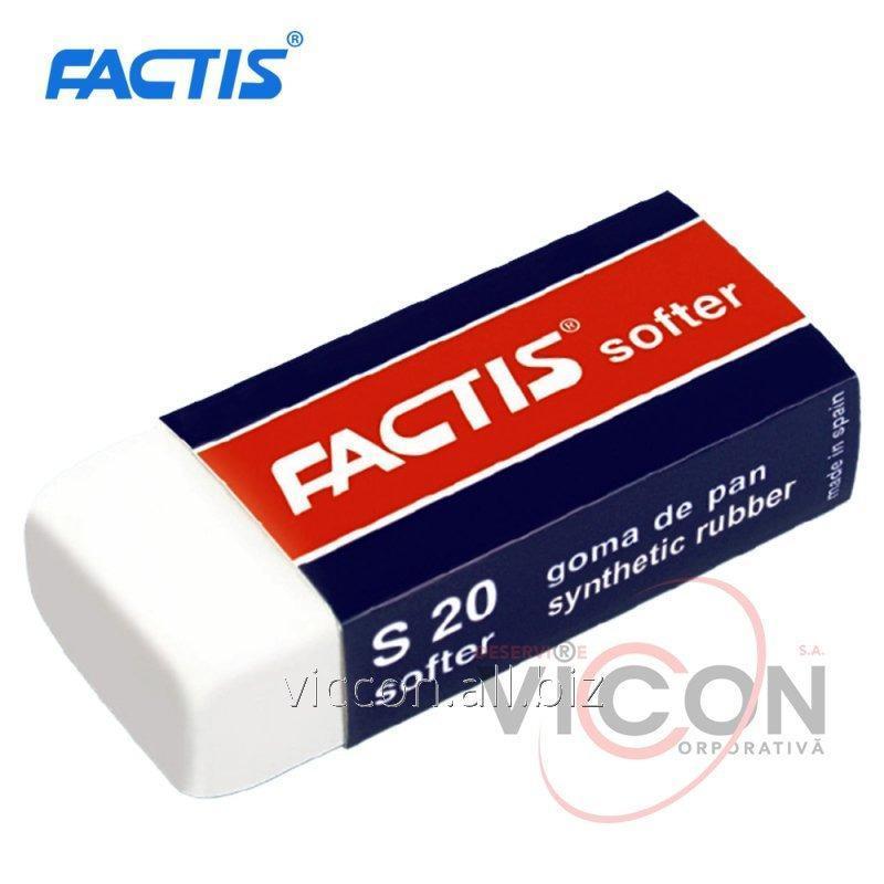 Купить Ластик FACTIS S20 / 5,6 x 2,4 x 1,4 cm