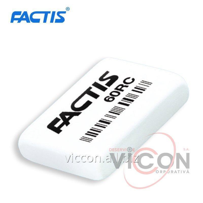 Купить Ластик FACTIS 60-RC / 3,2 x 2,4 x 0,7 cm
