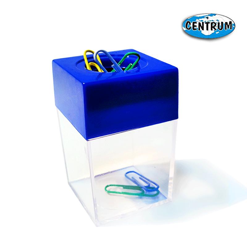 Купить Скрепочница магнитная пластиковая, CENTRUM