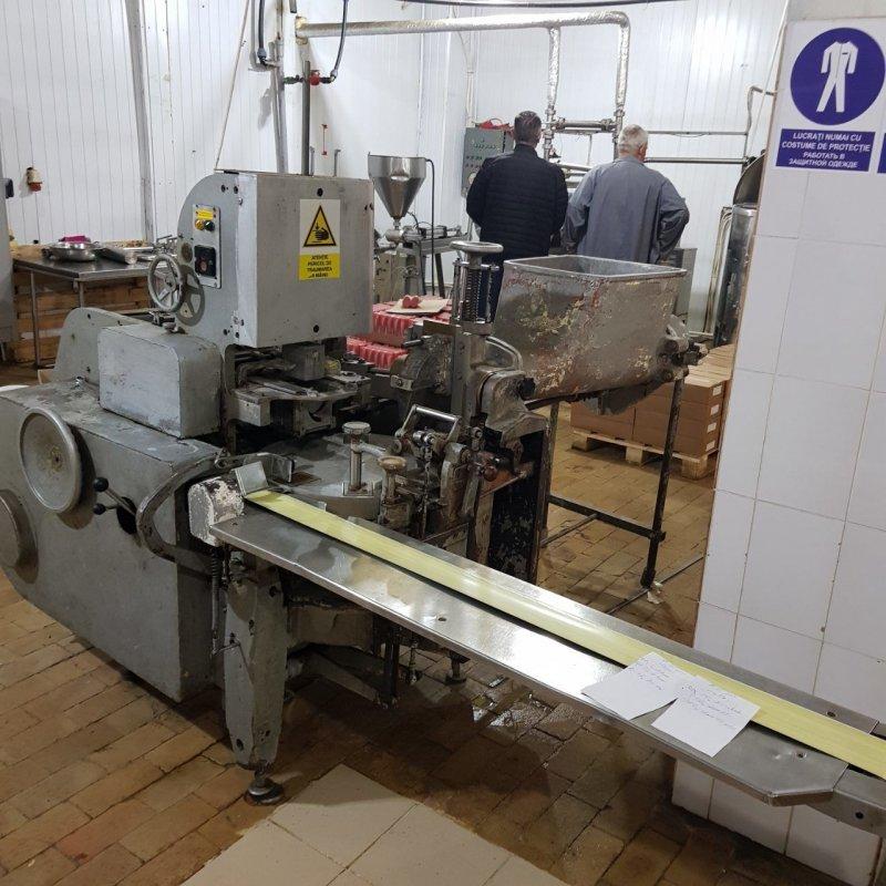 Автомат АРМ фасовки и упаковки сливочного масла, спреда, творога