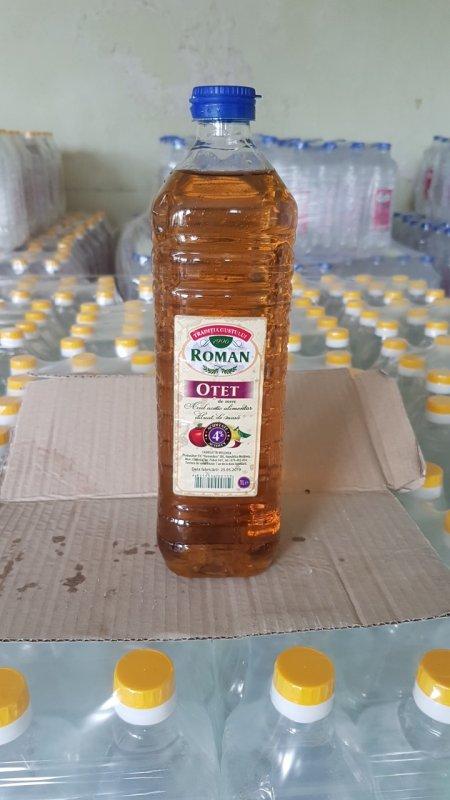 Купить Уксус яблочный 4% Traditia Gustului Ezio Grup, SRL Молдова tel. + 373 (60) 252906 eziogrup@gmail.com