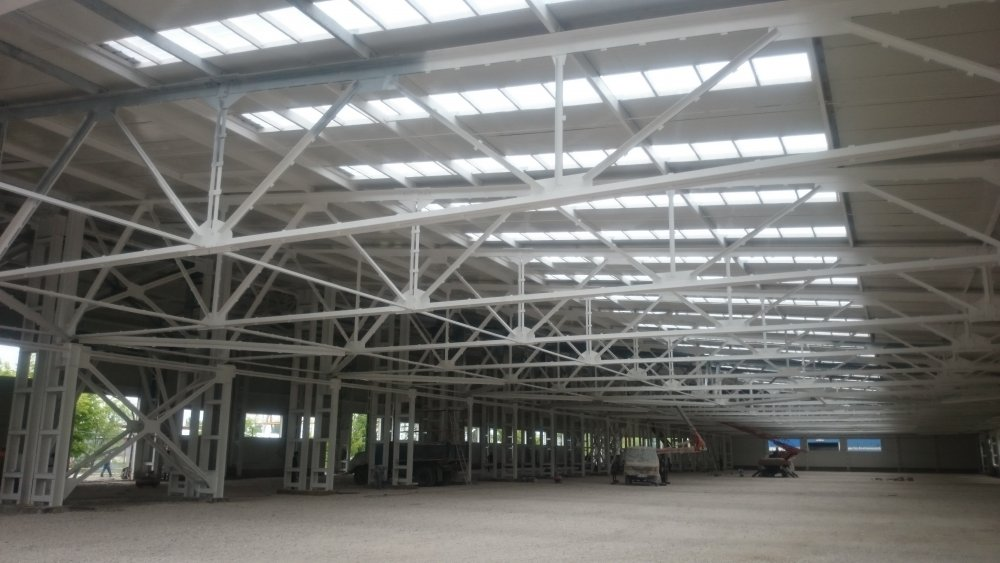 Metal structures in Moldova by Metal SV Profit