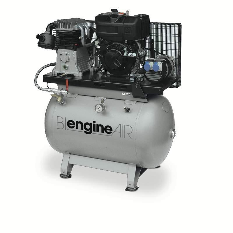 Купить Поршневые компрессоры engineAIR - BIengineAIR Piston compressors