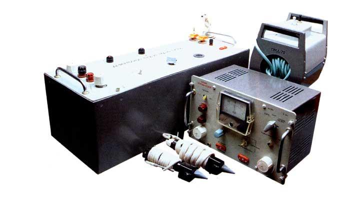 Купить Дефектоскоп магнитопорошковый ПМД-70