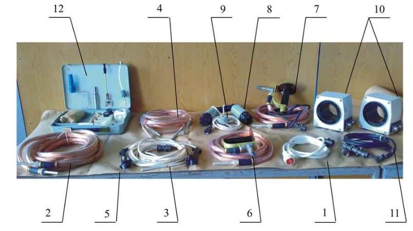 Купить Аксессуары для магнитопорошкового контроля