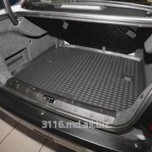 Автомобильные коврики в багажник, полиуретановые
