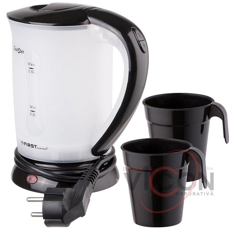Купить Электрический чайник 0,5 л. FIRST FA-5425-2-BA
