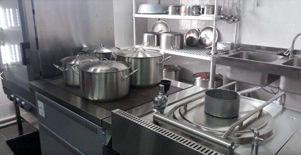 Оборудование для кухни ресторана от MGM