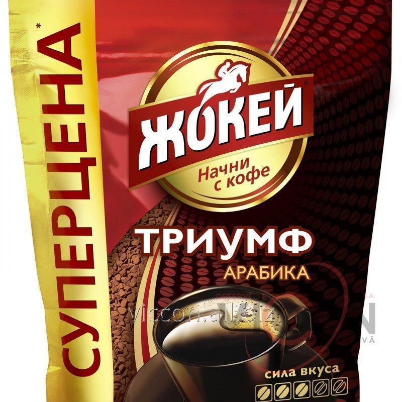 Купить ЖОКЕЙ Triumf 450 г. кофе растворимый