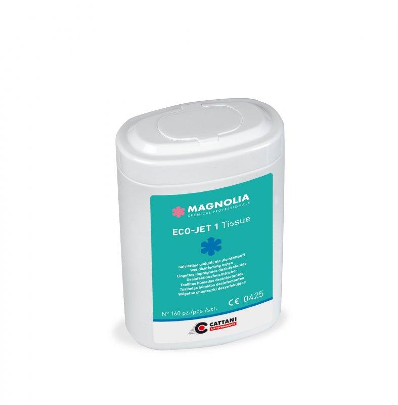 Дезинфицирующие салфетки Eco-Jet 1 Tissue