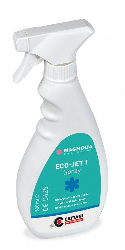 Дезинфицирующее средство для поверхностей Eco-Jet 1 Spray