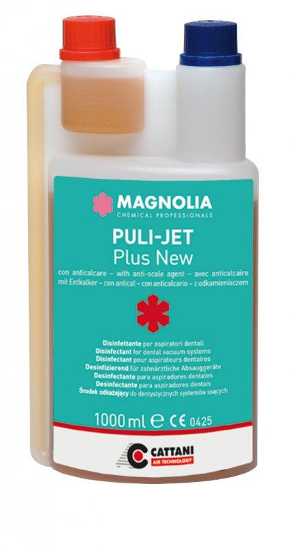 Дезинфицирующее моющее средство для аспираторов Puli-Jet Plus New