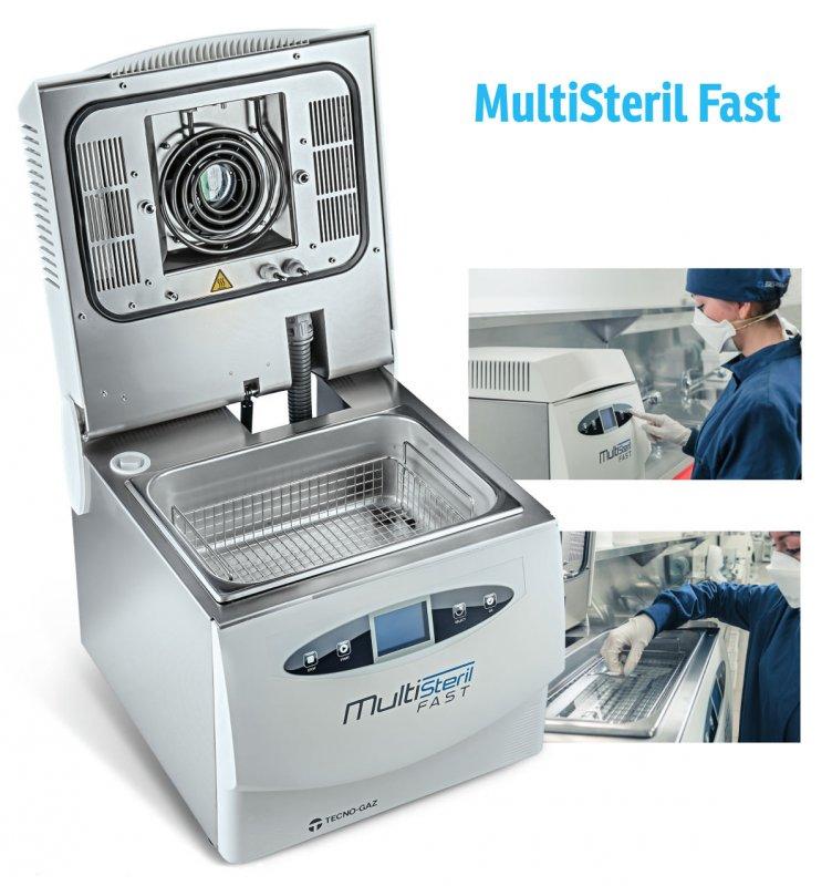 Купить Многофункциональный предстерилизационный аппарат Multisteril Fast