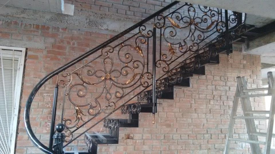 Купить Лестница Арт 22