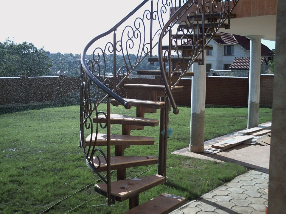 Купить Лестница Арт 39