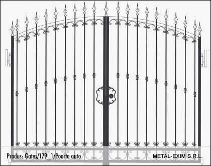 Купить Ворота Арт 221
