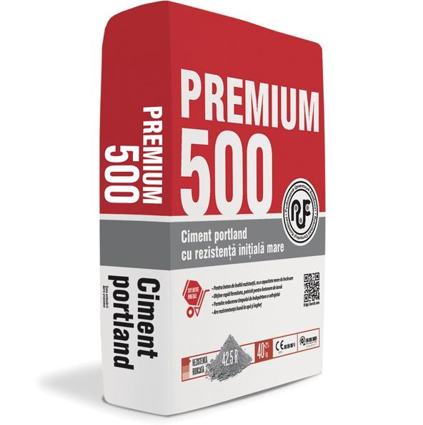 Купить Цемент в мешках PREMIUM 500