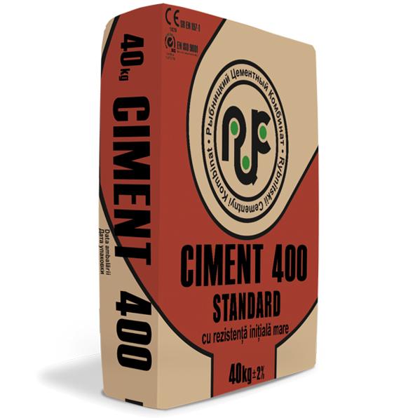 cumpără Ciment în saci STANDARD 400