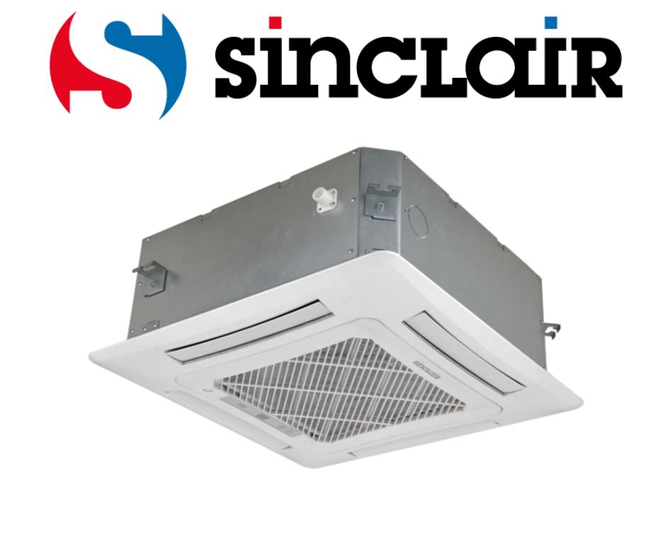 Купить Кассетный блок мульти-сплит системы Sinclair MV-C12BI