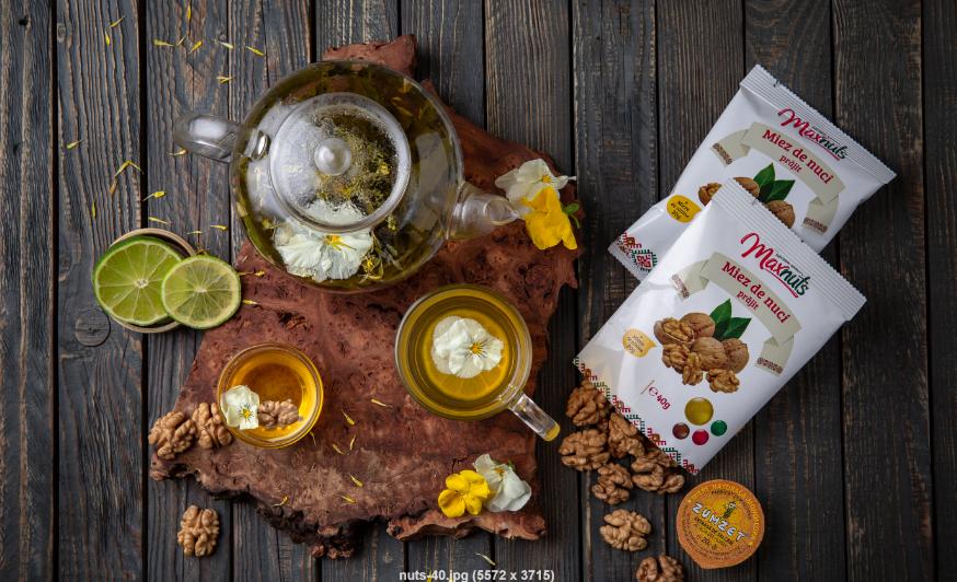 Buy Walnut kernel fried with honey 40 g
