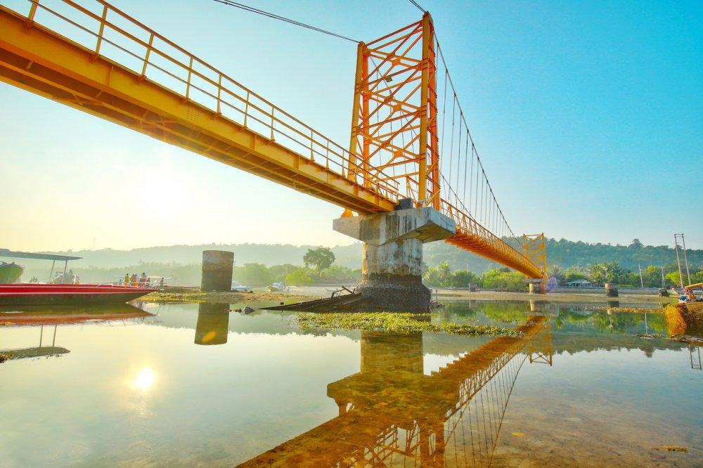 Купить Металлоконструкции любой сложности, строительство мостов