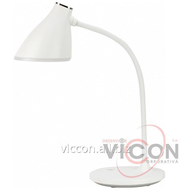Купить Лампа настольная светодиодная ТМ Optima 4006 (5,0 W, 3700-4200 K), цвет белый