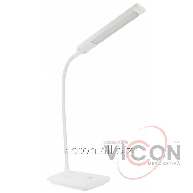 Купить Лампа настольная светодиодная ТМ Optima 4005 (5,0 W, 3700-4200 K), цвет белый