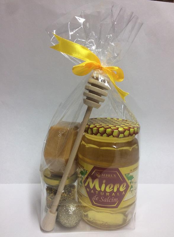 Купить Подарочный набор мёд акациевый