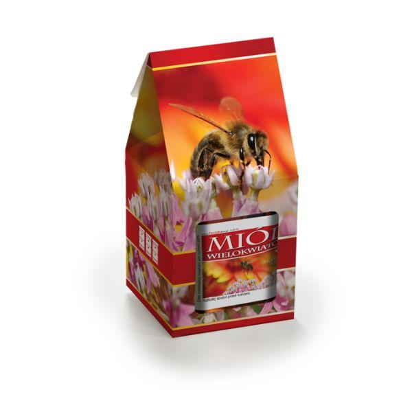 Купить Декоративная упаковка для банки 200-220мл