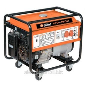 Купить Генератор бензиновый SBM PPG-4500