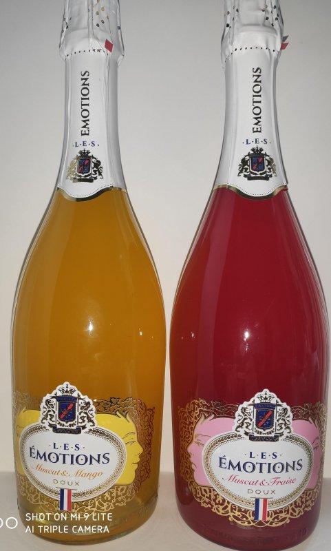 cumpără Șampanie Les Emotions