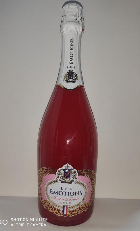 Шампанское Les Emotions