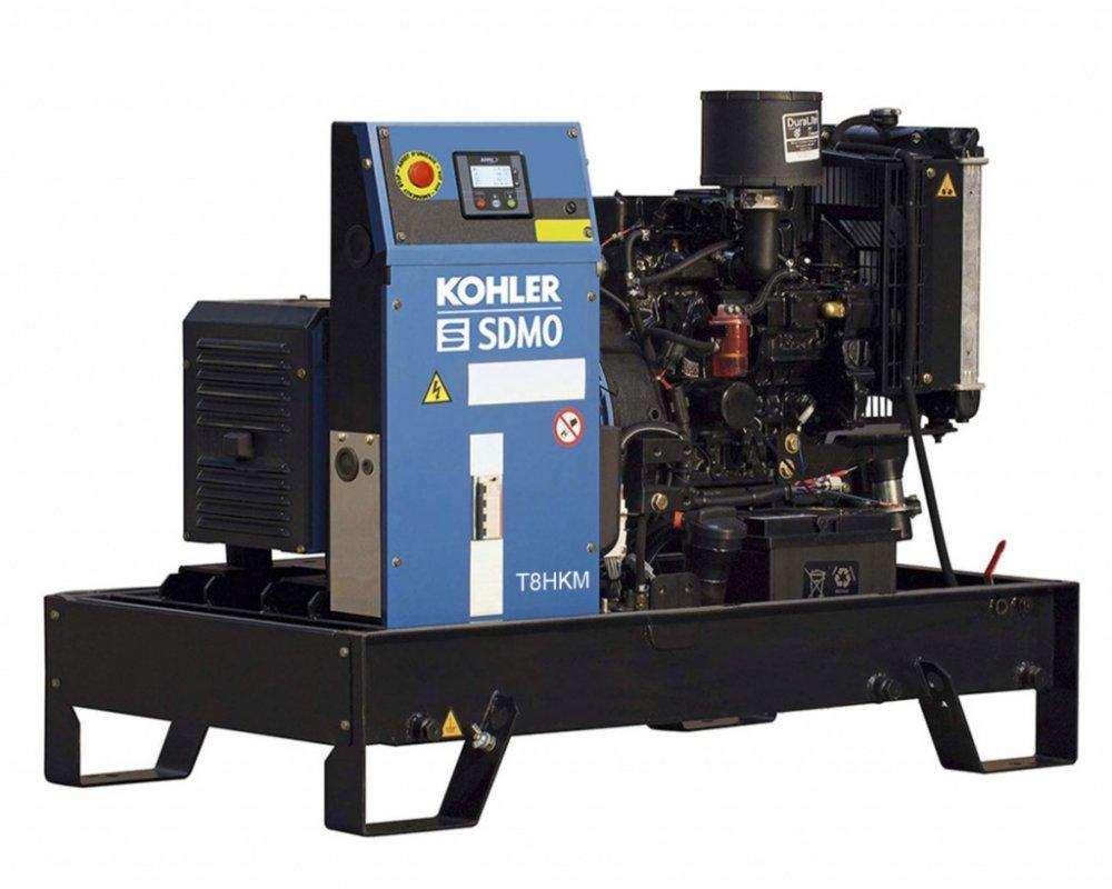 Стационарный Генератор дизельный KOHLER-SDMO  разных мощностей
