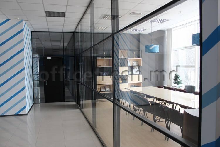 cumpără Paravane de sticlă pentru birou