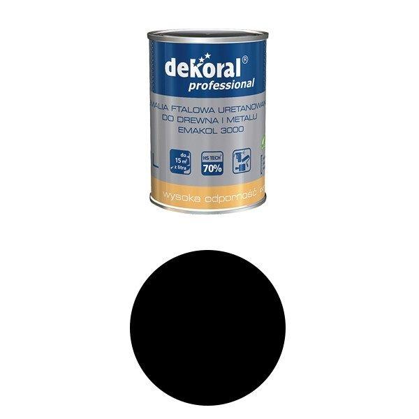 Купить Эмакол Стронг чёрный 5л