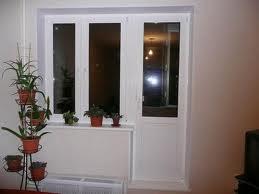 Двери из ПВХ балконные Ferestre steclopaket, Окна, Стеклопакет в молдове